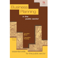 Public sector business planning book