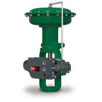 Emerson Fisher Supplier in the UK - valve
