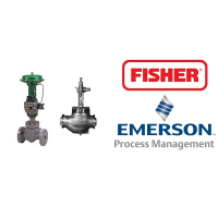 Emerson Fisher Control Supplier in the UK  - fisher valves, fisher regulator
