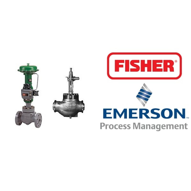 Emerson Fisher Control Supplier in the UK for Oil and Gas