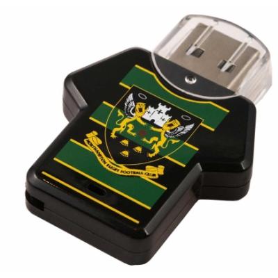 Baquetas USB personalizadas BabyUSB