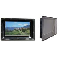 armario TV resistente a la intemperie para protección de TV