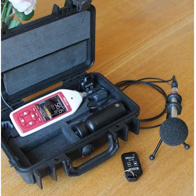 vecinos ruidosos equipos de grabación