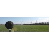 Sistema de control de ruido ambiental por Cirrus Research.