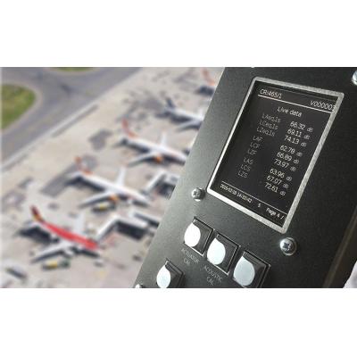 sistema integrado de monitoreo de ruido