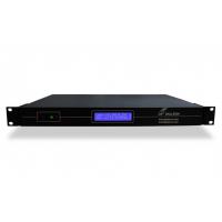 Montaje en rack doble servidor horario NTS-6002 vista frontal