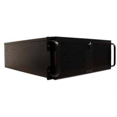 Vista lateral segura del servidor NTP