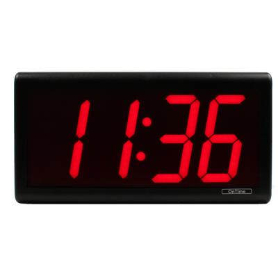 NTP pared pantalla frontal del reloj Inova