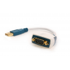 RS232 a USB vista lateral de interfaz