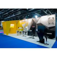 Soporte de la exposición de diseño y construcción de un salón de exposiciones
