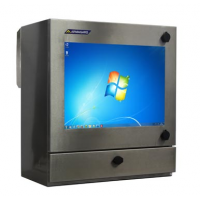 Carcasa impermeable ordenador industrial imagen principal