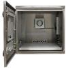 protección IP65 impresora puerta abierta