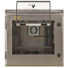 impresora IP65 vista frontal de protección