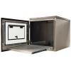 IP65 protección impresora vista lateral abierta