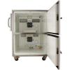 Recinto impresora climatizada vista lateral abierta