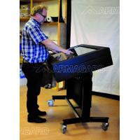 Señalización digital con pantalla táctil Armagard