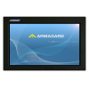 Vista frontal LCD Caja