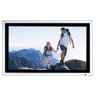 Pantalla de publicidad LCD desde la vista frontal de Armagard
