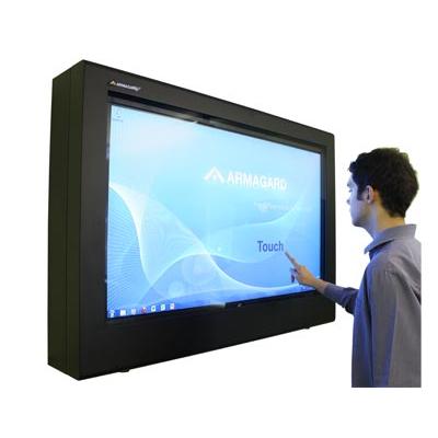 señalización digital serie PDS pantalla táctil