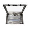 Carcasa impermeable LCD Vista frontal abierto
