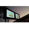 Al aire libre recintos de señalización digital in situ