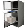 gabinete ordenador industrial puertas abiertas