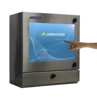 Impermeable PC de pantalla táctil imagen principal