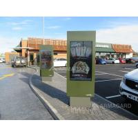 Armagard recintos de señalización digital para exteriores