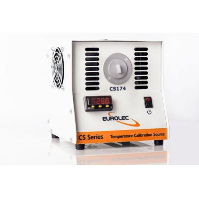 Calibrador de temperatura de bloque seco Eurolec