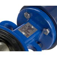 actuador eléctrico azul