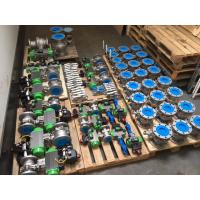 Válvulas de ingeniería y actuador