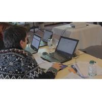 software de análisis de políticas de comercio económico