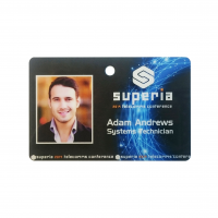 tarjetas de identificación personalizadas tarjetas de empresa