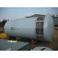 silenciador de ventilación de gas
