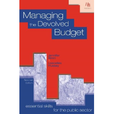 presupuestación y gestión financiera en el sector público por HB Publications