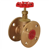 Proveedor de válvula de compuerta de bronce
