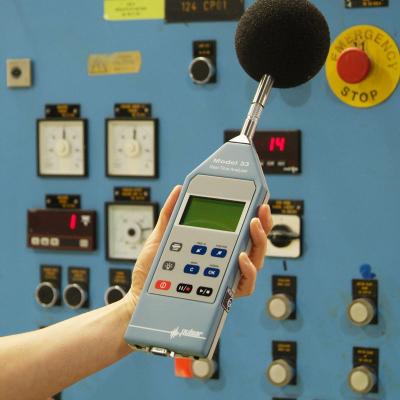 Sonomètre portable du principal fournisseur de sonomètres.