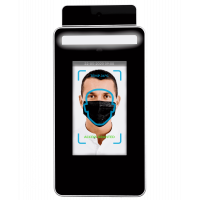 Thermomètre infrarouge avec reconnaissance faciale de Cirrus Research.