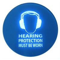 panneaux d'avertissement de bruit