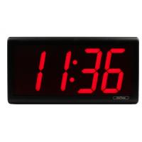 Affichage frontal de l'horloge murale Novanex NTP