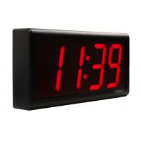 Horloge murale Novanex NTP côté gauche