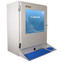 boîtier de moniteur LCD industriel d'Armgard