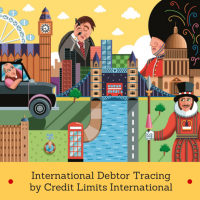 Recherche de débiteurs international