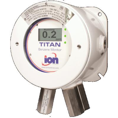 détecteur de gaz fixe au benzène