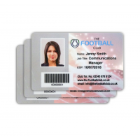 cartes d'identité personnalisées