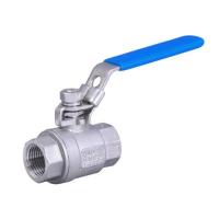 Distributeur de robinets à tournant sphérique en acier 2