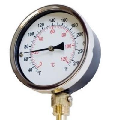 Thermomètre bimétallique STAR