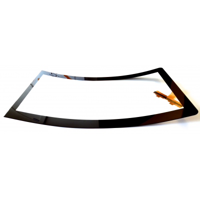 VisualPlanet द्वारा घुमावदार स्पर्श ग्लास