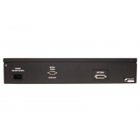 एसएनटीपी सर्वर यूके - टीएस -9 900 रियर व्यू