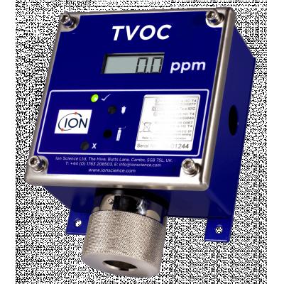 निश्चित वीओसी गैस डिटेक्टर